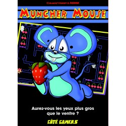 Muncher Mouse -  ColecoVision