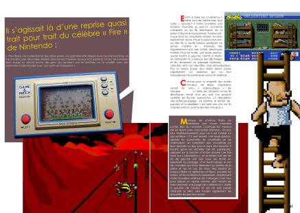 Article sur Bobo de Didier Chanfray du magazine de jeu vidéo Côté Gamers