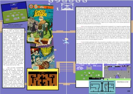 Article sur Ghost Manor de Xonox du magazine de jeu vidéo Côté Gamers