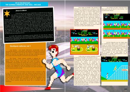 Article sur Strength And Skill pour arcade du magazine de jeu vidéo Côté Gamers