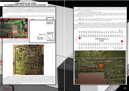 Article sur les consoles Nintendo et leurs techniques d'affichage du magazine de jeu vidéo Côté Gamers