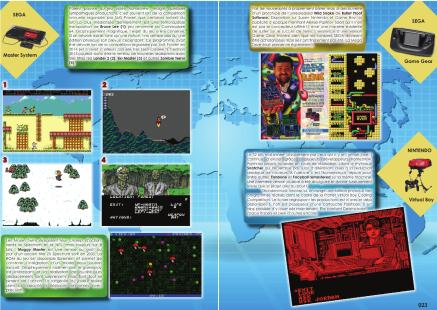 Article sur le Homebrew du magazine de jeu vidéo Côté Gamers