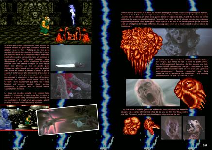 Articles suite et fin du dossier Splattehouse de Namco du magazine de jeu vidéo Côté Gamers