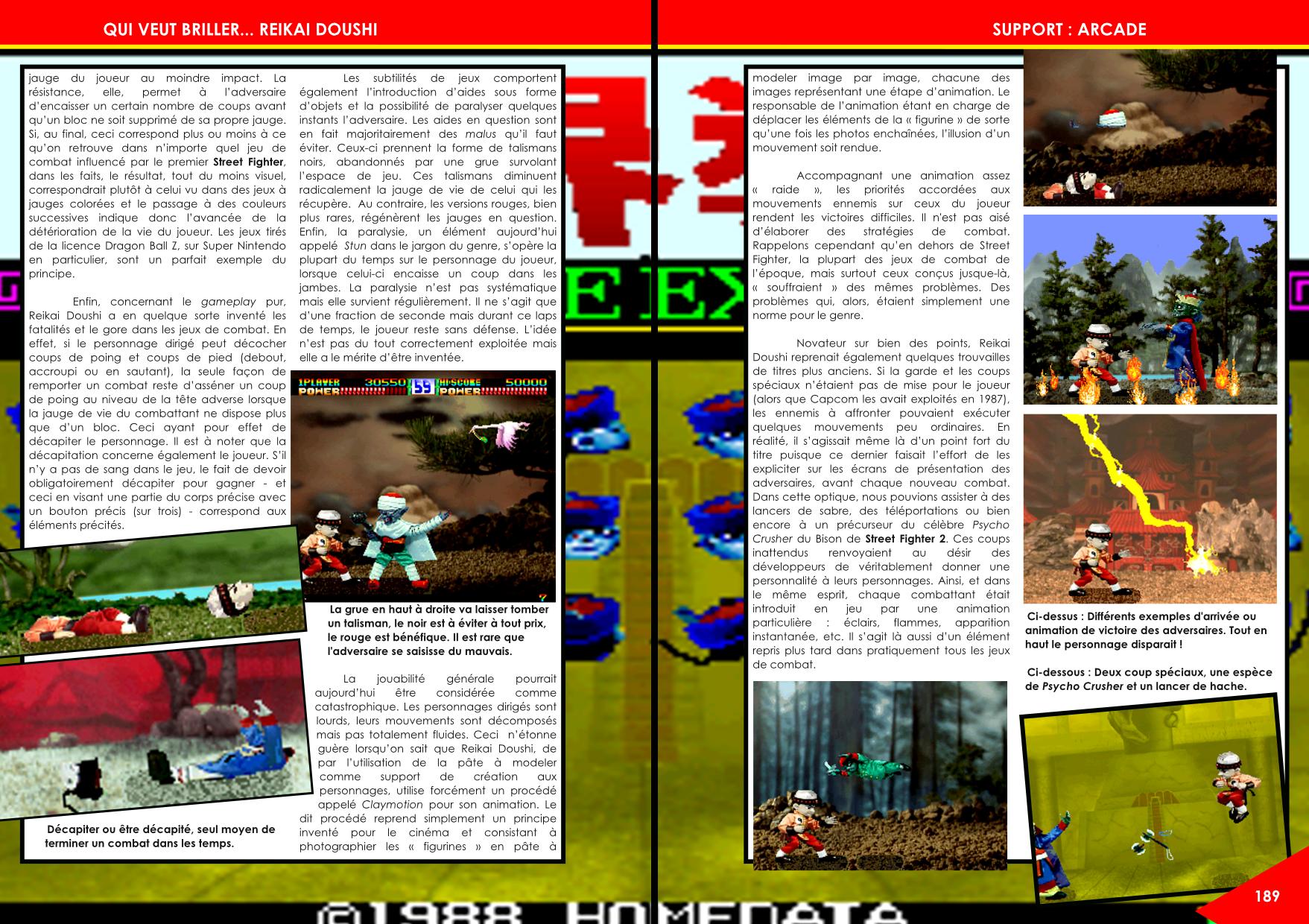 Reikai Doushi en arcade de Home Data article de Côté Gamers