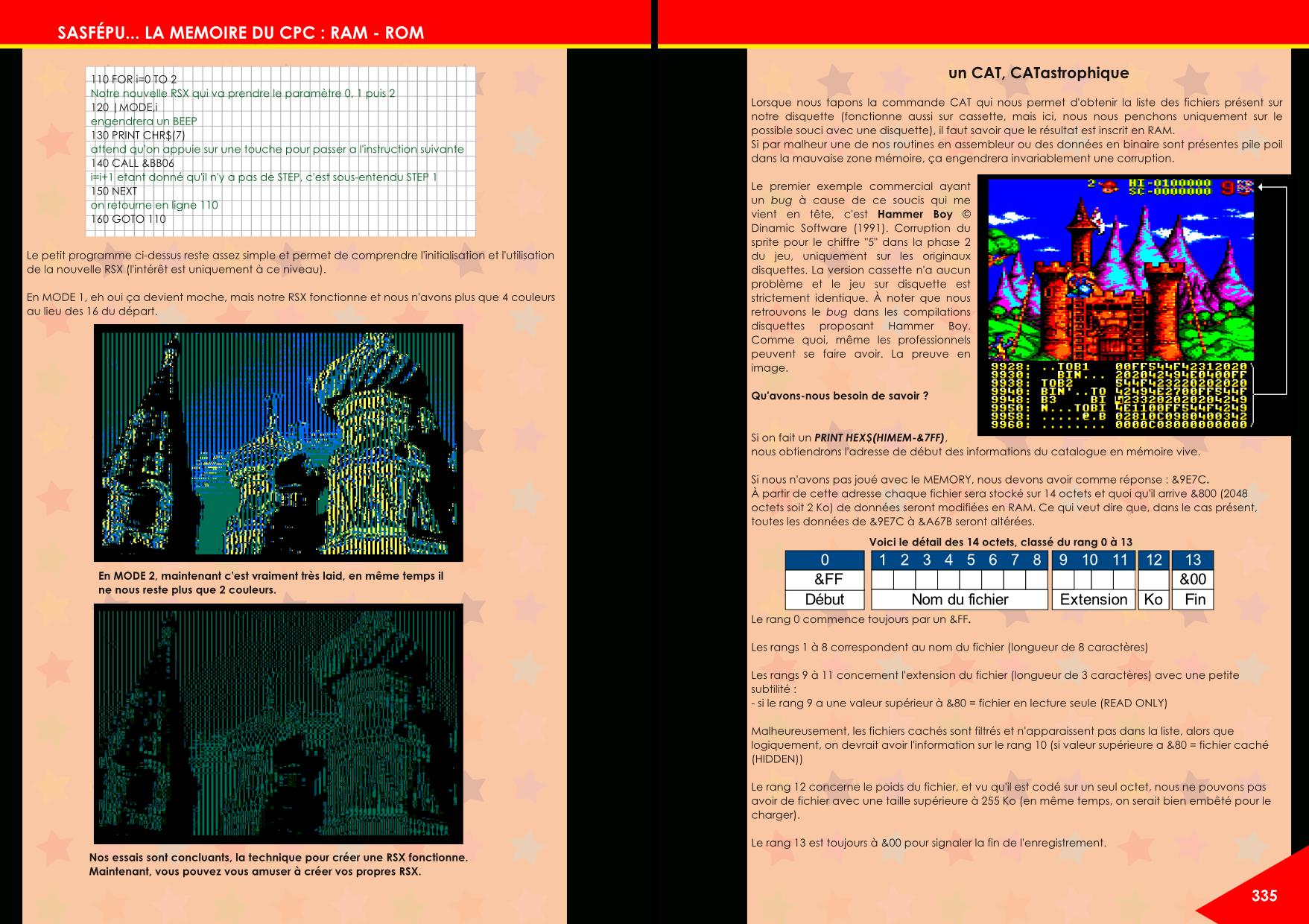 Tutoriel de programmation en Basic sur CPC article de Côté Gamers