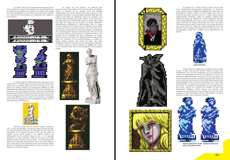 Encyclopédie Castlevania : l'art, Codex Majeur de Côté Gamers