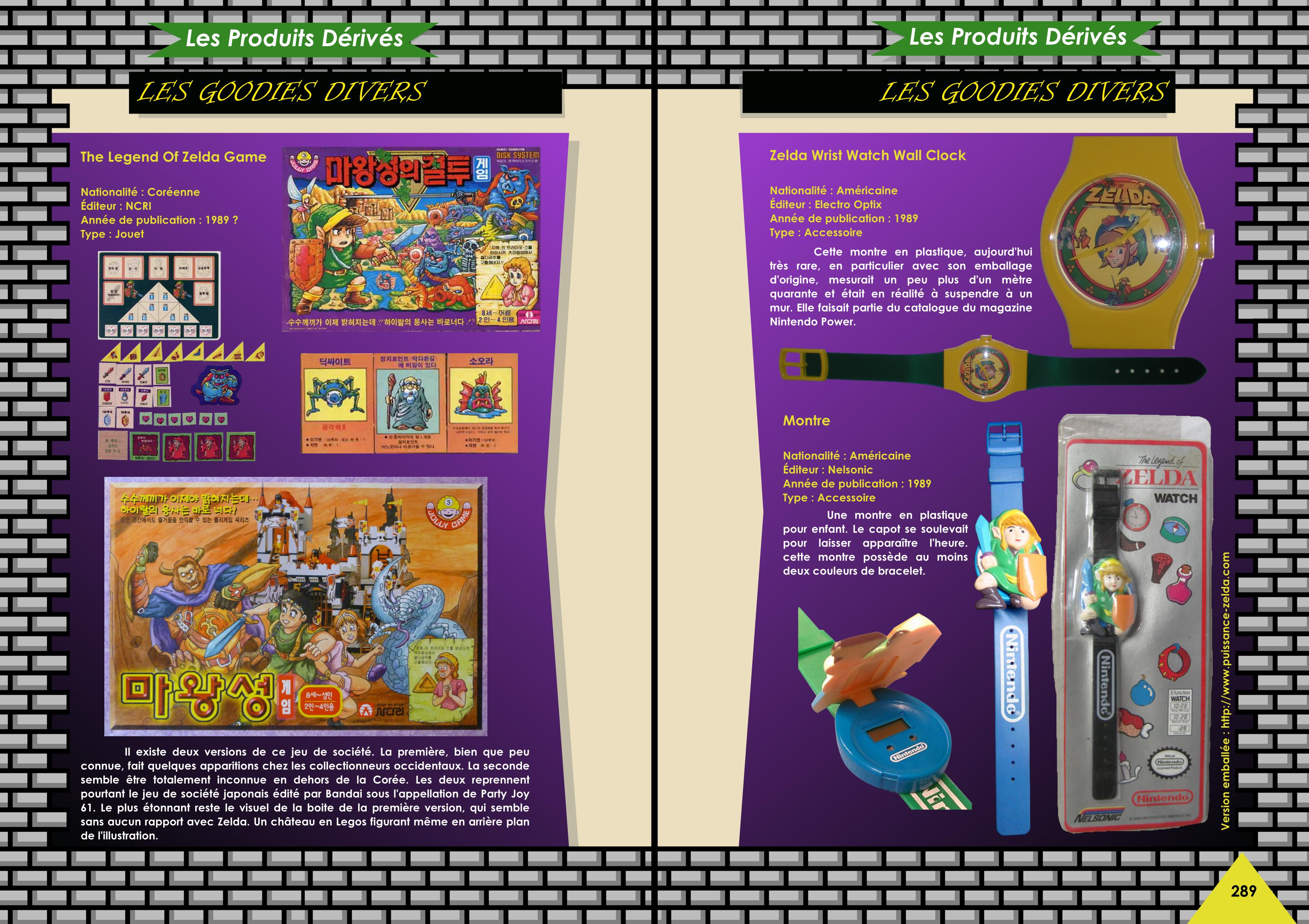 Livre sur The Legend Of Zelda avec les figurines, statuettes, produits dérivés, CD, DVD de chez Côté Gamers