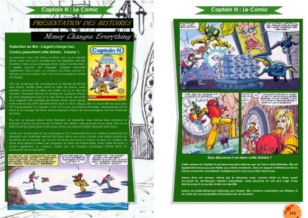 Livre sur Metroid sur NES et Metroid II Return Of Samus sur Game Boy et Captain N Chez Côté Gamers