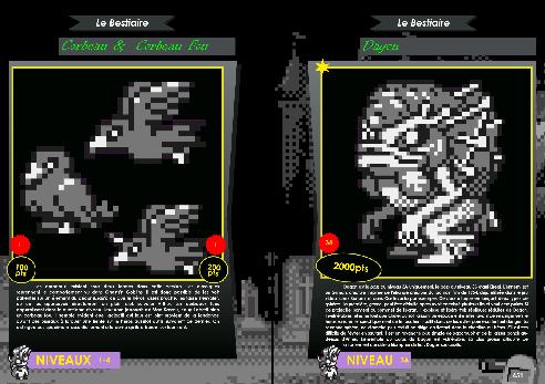 Livre avec Bestiaire sur Makaimura / Ghosts'n Goblins sur Wonderswan de Côté Gamers