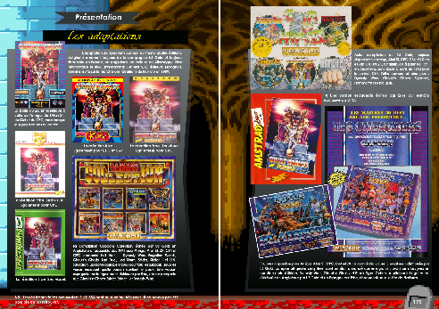 livre sur Ghosts'n Goblins Ghosts'n Goblins Sur PC-88, NES, DOS, Amiga, Atari, C64 et CPC de Côté Gamers