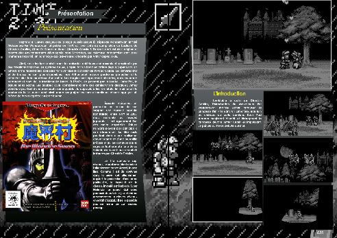 Livre sur Makaimura / Ghosts'n Goblins sur Wonderswan de Côté Gamers