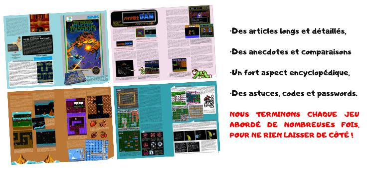 Génération NES exeple de tests