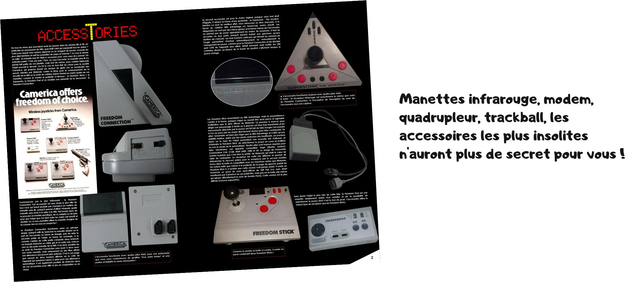Génération NES exemple accesstories