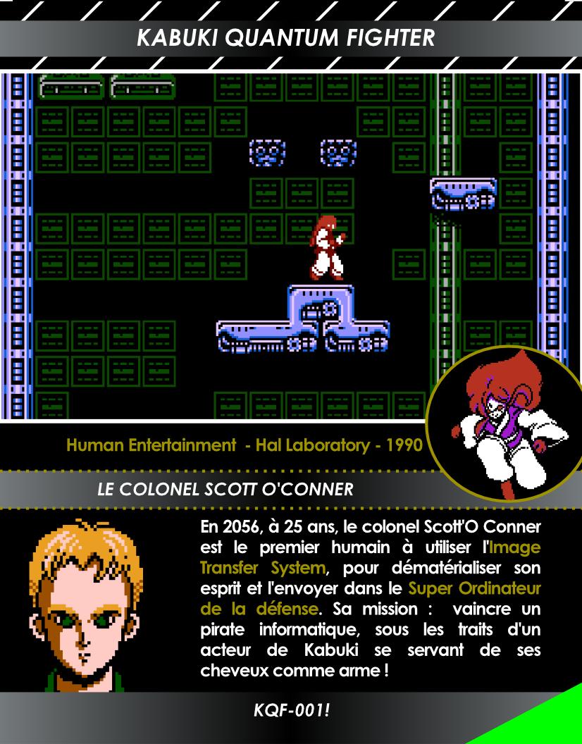 Génération NES carte exclusive 1
