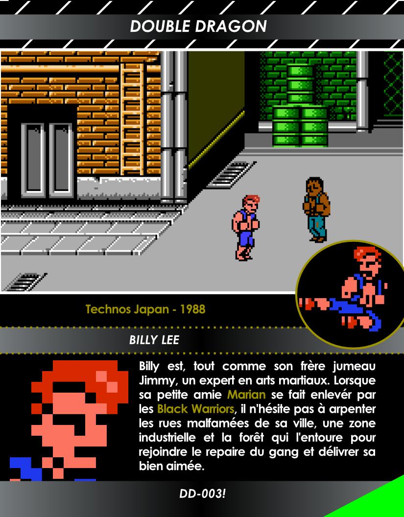 Génération NES carte exclusive 3