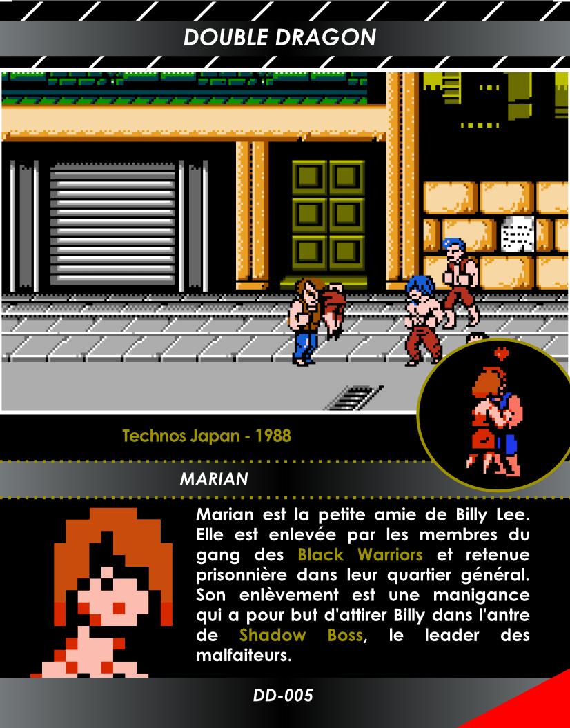 Génération NES carte exclusive 5