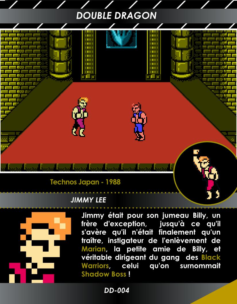 Génération NES carte exclusive 6