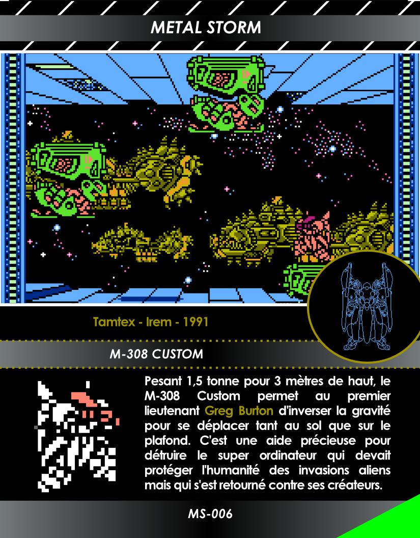 Génération NES carte exclusive 9