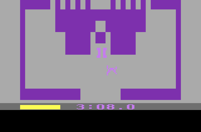 Atari 2600 Knabber Rob - Adventure