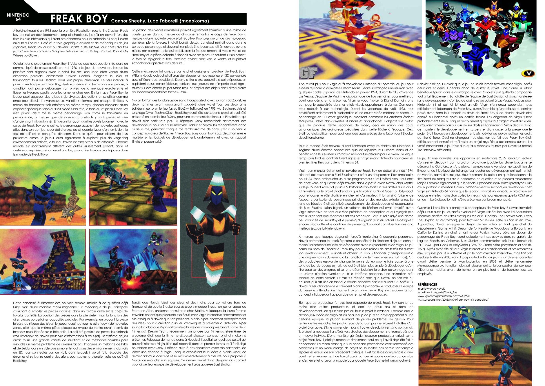 Les jeux auxquels vous ne jouerez jamais - les jeux abandonnés ou annulés - exemples de jeux abandonnés ou annulés sur Nintendo 64 - Unseen64