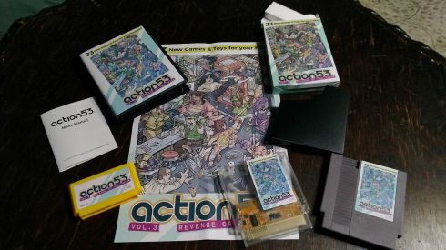 Action53 Infinite Nes Lives