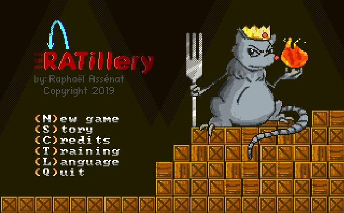 Ratillery title