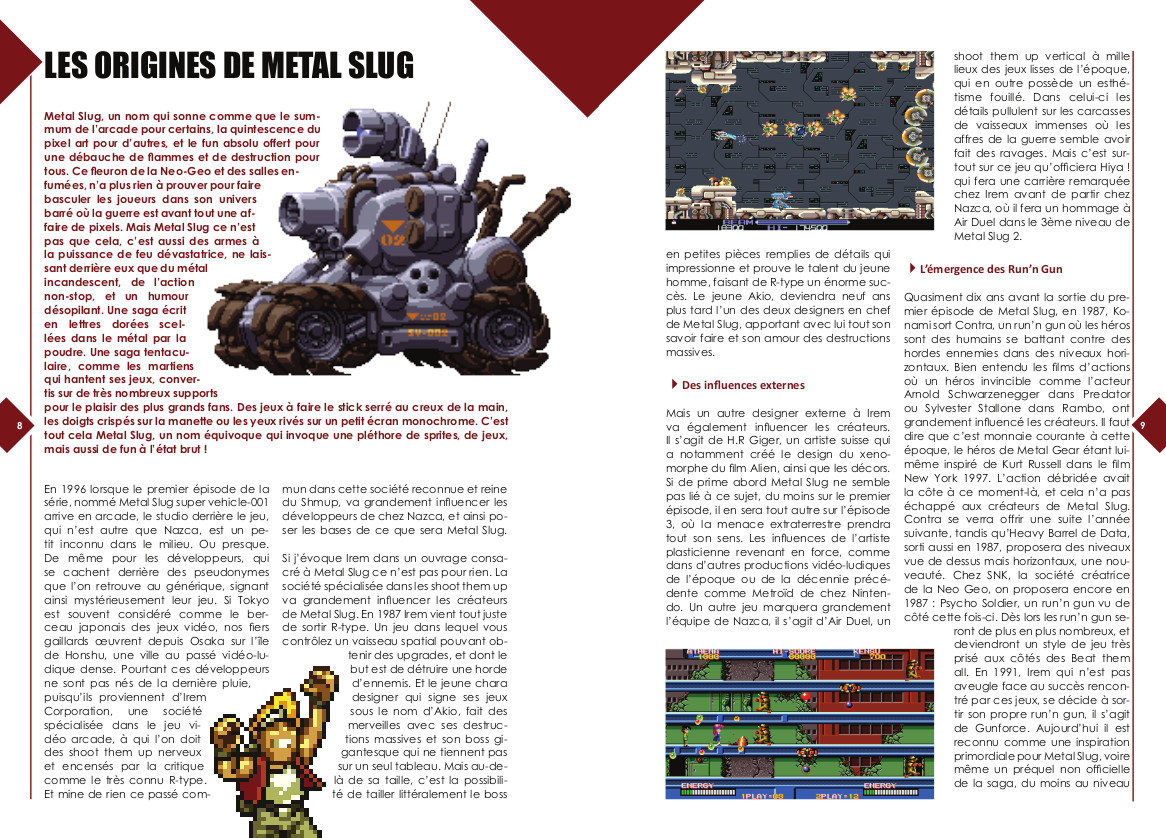 Replay Vol.1 - Metal Slug - Les origines de Metal Slug