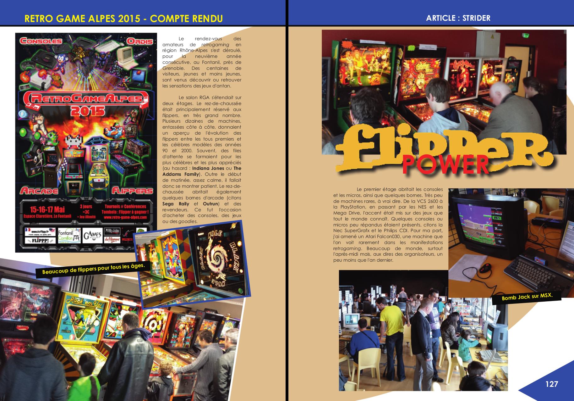 Retour sur les conventions et salons retrogaming, article de Revival Gamers chez Côté Gamers