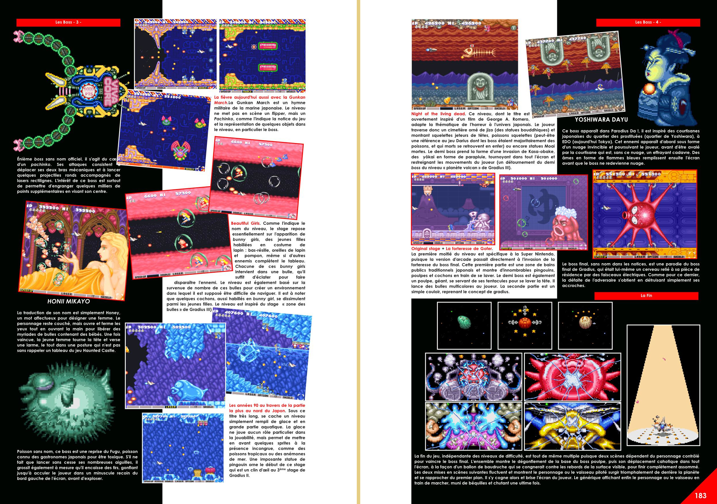 Livre sur les Shoot'em Up de la Super Nintendo dans la collection d'encyclopédies Shmup de Côté Gamers
