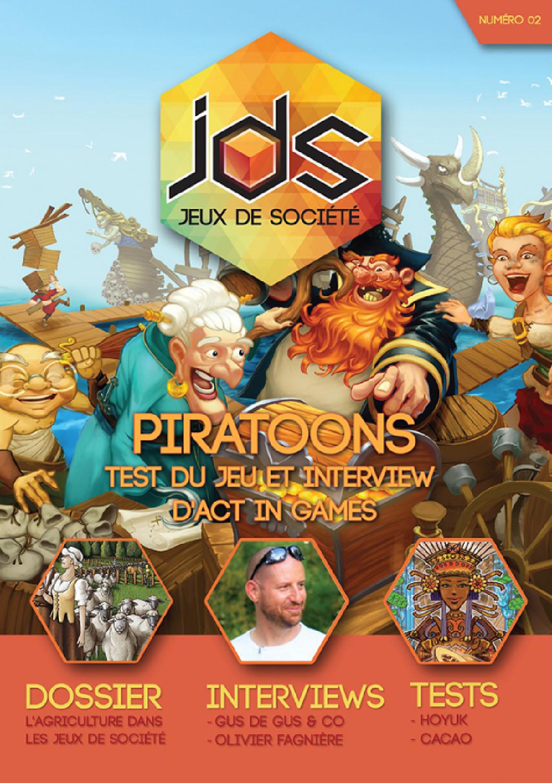 jeux de société magazine vol.2