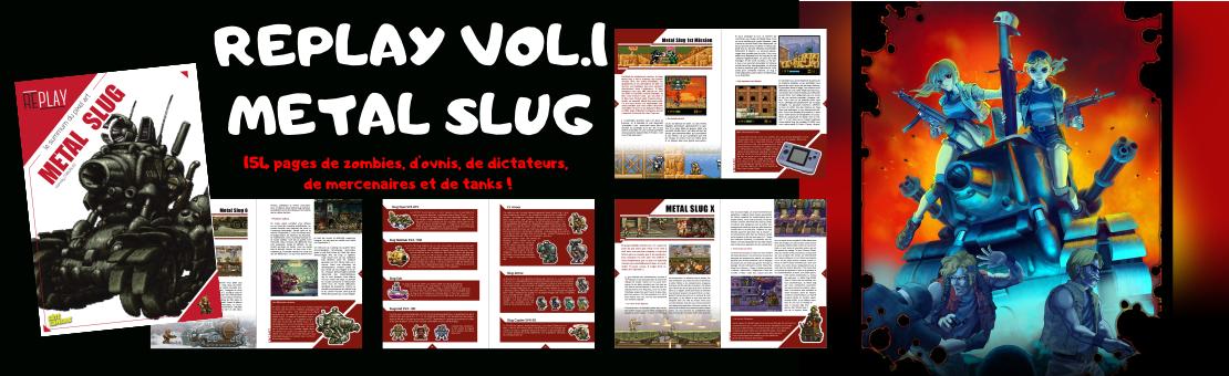 Replay Vol.1 - Metal Slug
