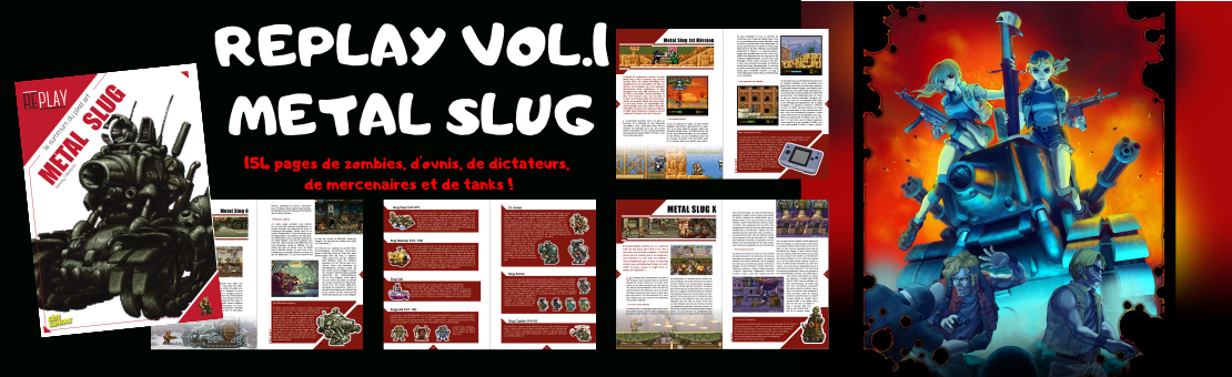 Replay vol.1 - Metal Slug