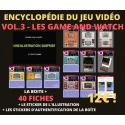 L'encyclopédie du jeu vidéo...