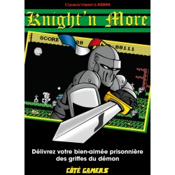 Knight'n More -  ColecoVision