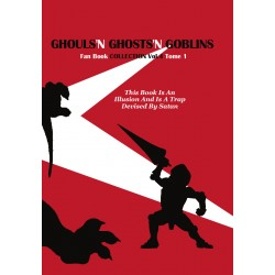 Fan Book Vol.4 - Ghosts'n...