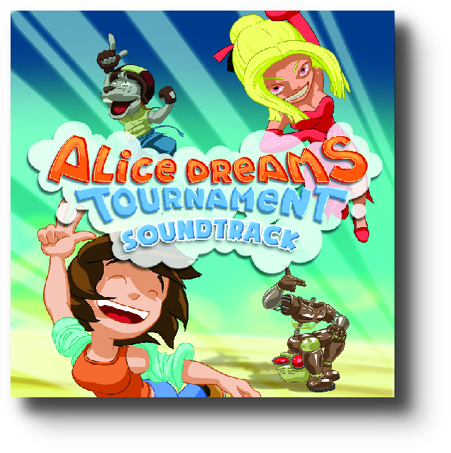 Original Soundtrack Alice Dreams Tournament Dreamcast