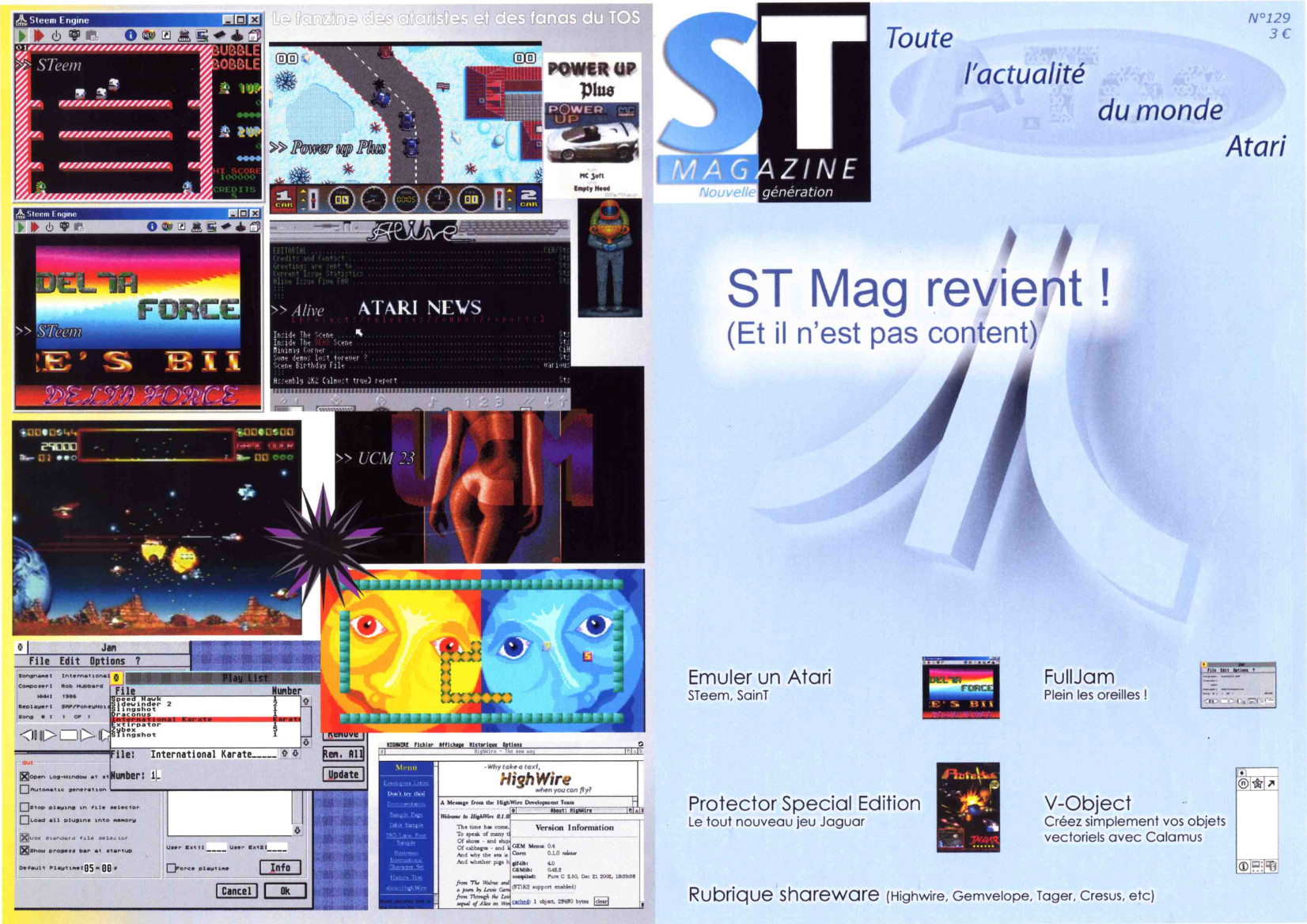 Atari ST Magazine