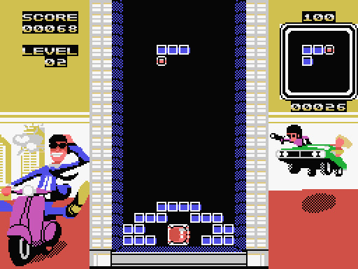 Bomb'n Blast 2 for Colecovision, screenshot 3