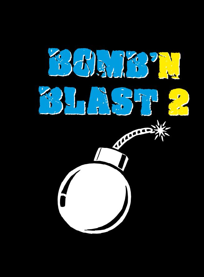 Bomb'n Blast 2 for Colecovison, instructions manual