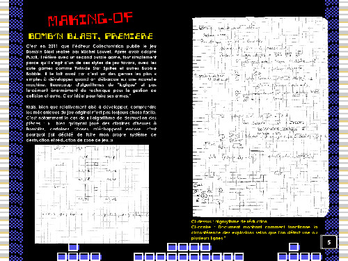 Bomb'n Blast 2, deluxe edition instructions manuel sample 1