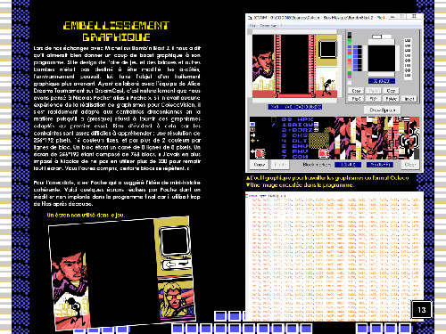 Bomb'n Blast 2, deluxe edition instructions manuel sample 2