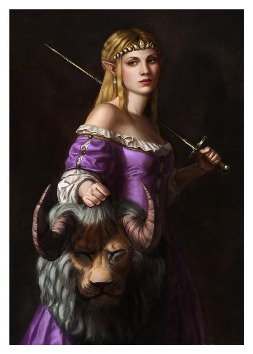 Castlevania Histoire complète action de noel 2020 illustration bonus zelda 6