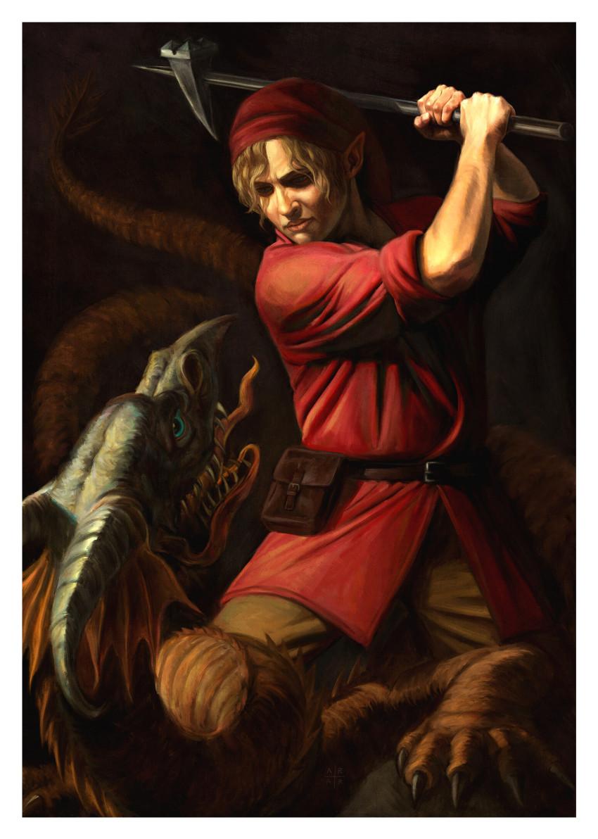Castlevania Histoire complète action de noel 2020 illustration bonus zelda 2