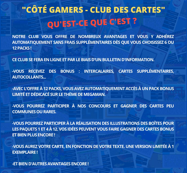 Club Côté Gamers de l'encyclopédie du jeu vidéo