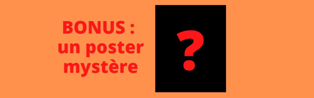 Fantasy Puzzle bonus poster mystère