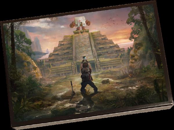 Fiches encyclopédie du jeu vidéo boite illustrée