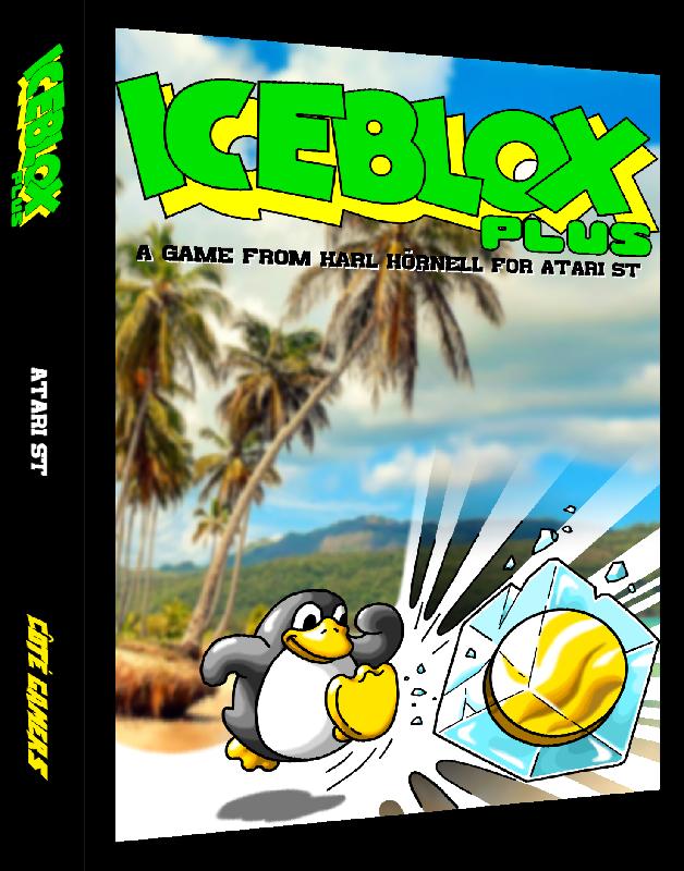 Iceblox Plus Atari St boite