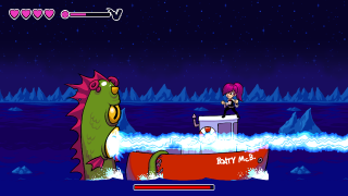 Intrepid Izzy Dreamcast écran 8